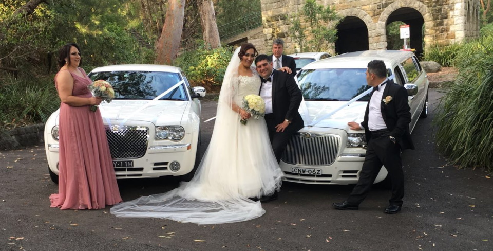 wedding-limo-hire-Sydney